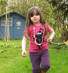 hazel poles for sweet peas, cottage garden, gardening blog
